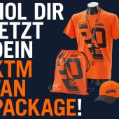 KTM Fan Package