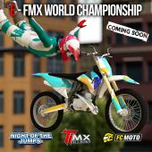 NIGHT of the JUMPs als e-FMX-Weltmeisterschaftsserie