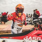 Laia Sanz finished 11. Dakar Rallye in Folge