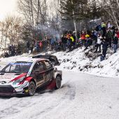 World Rally Championship 2021: Rallye Monte Carlo