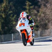 Die ersten Erkenntnisse und Fahreindrücke mit der KTM RC4R von Niklas Wannemacher am Red Red Bull Ring zum Roll Out KTM Austrian Junior Cup Talentsuche