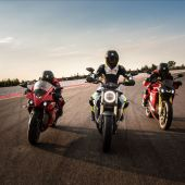 Energica & TOTAL Roadshow in Frankreich
