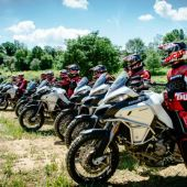 Ducati Riding Experience Enduro