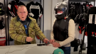 Explosion: D-Air Smart Jacket Test mit Furios Carl im Xajo-Shop